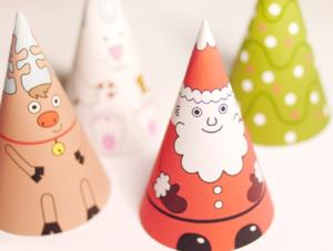 Объемные игрушки из бумаги (20)