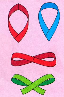 Поделки из полосок бумаги (11)
