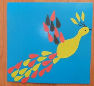 Птицы из бумаги своими руками (75)