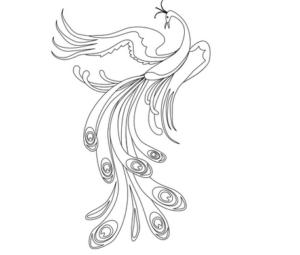 Раскраски птицы (41)