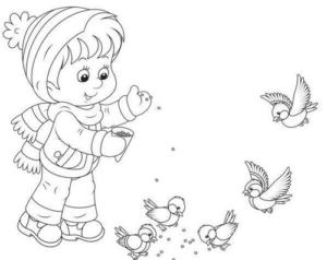 Раскраски птицы (8)