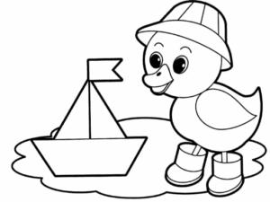 Распечатать бесплатные раскраски для детей (11)