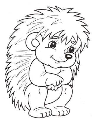 Распечатать бесплатные раскраски для детей (2)