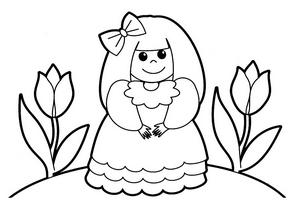Распечатать бесплатные раскраски для детей (22)