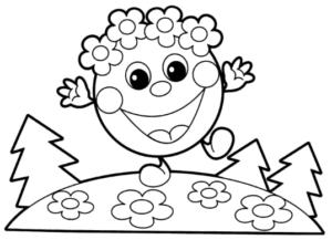 Распечатать бесплатные раскраски для детей (34)