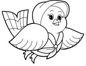 Распечатать бесплатные раскраски для детей (36)