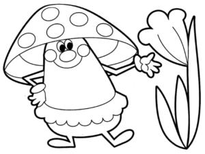 Распечатать бесплатные раскраски для детей (42)