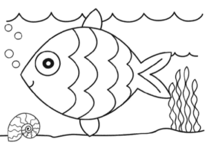 Распечатать бесплатные раскраски для детей (5)