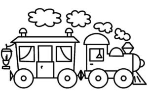 Распечатать бесплатные раскраски для детей (7)