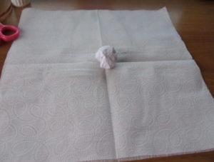 Как сделать ангелочка из бумаги своими руками (5)