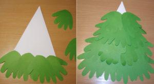 Новогодние игрушки из бумаги (9)