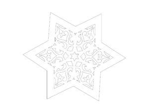 Вытыканки из бумаги (23)