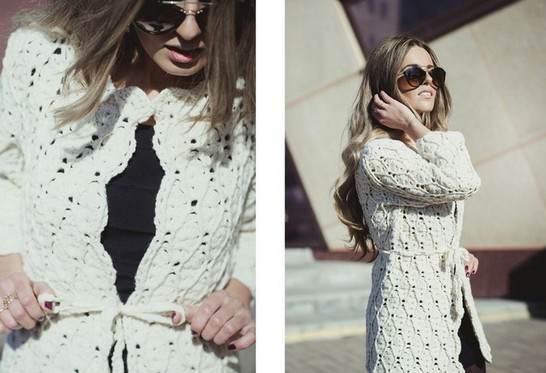 Три сногсшибательно красивых пальто...