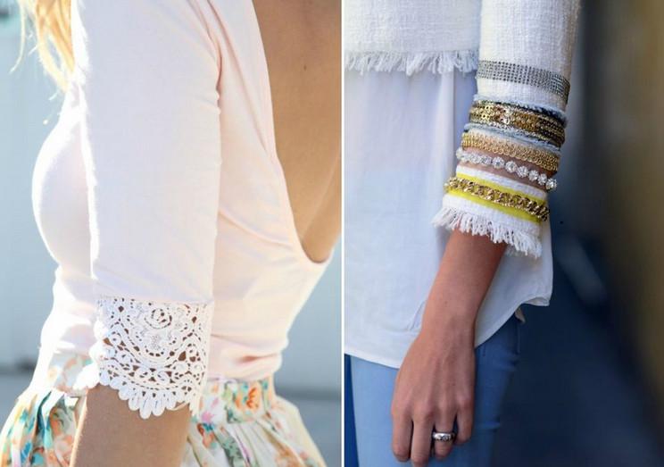 Декор или реставрация: преображение рукава...