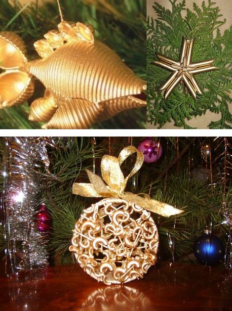 Лучшее украшение новогодней елки за 7 минут при минимальном бюджете....