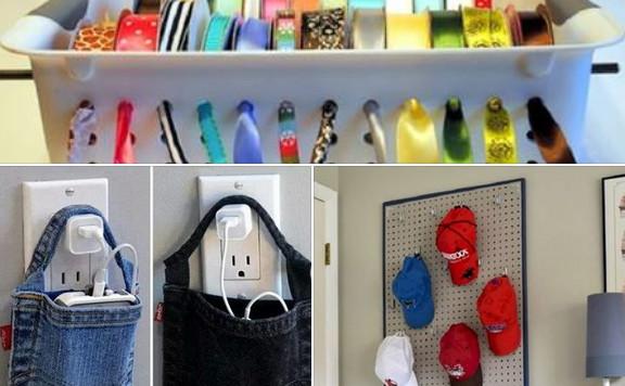 12 идей для дома, о которых нужно было знать еще вчера!