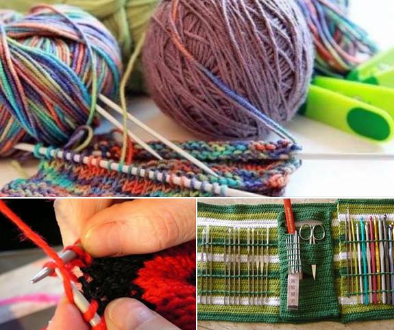Советы, делающие вязание лёгким для всех!