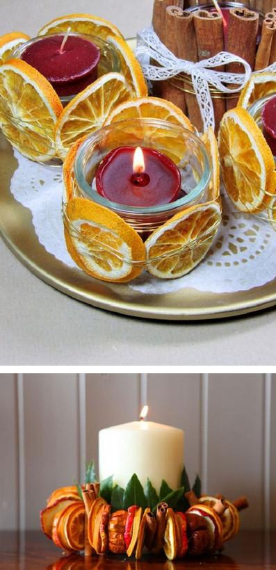 Увидев апельсины на батарее, я опешила... Затем подруга поделилась изумительной новогодней хитростью!