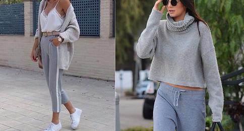 Модный серый, или Как выглядеть яркой и стильной в серых нарядах. Образы № 7 и № 12 не покидают мои мысли!