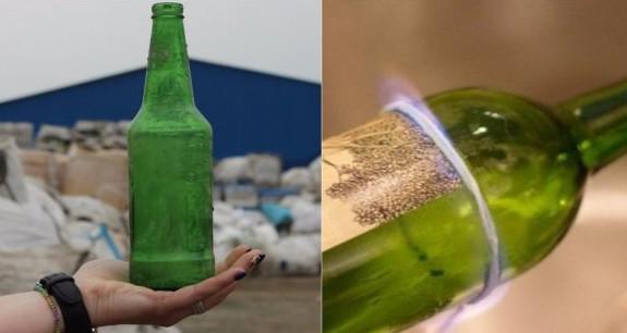 Собираю пустые стеклянные бутылки, но не для того, чтобы сдать. Ты восхитишься, когда увидишь результат моей работы!