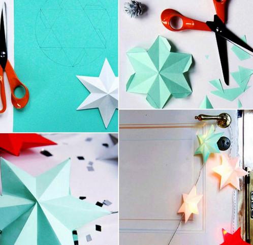Сказочные и уютные поделки для новогоднего интерьера