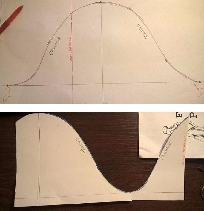 Как построить выкройку рукава, не посещая курсы кройки и шитья...