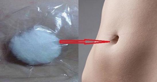 Положите это на пупок и вы избавитесь от кашля, простуды и боли при менструации...