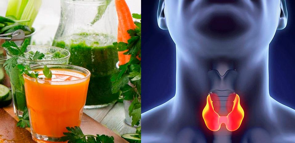 Это смузи защитит здоровье щитовидной железы