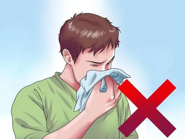 Есть 3 способа избавиться от насморка за 30 минут